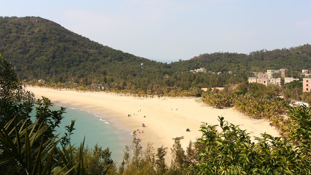 Beiluo Bay Scenic Area