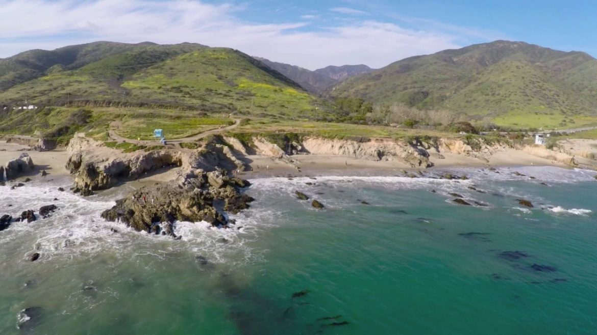 Пляж Leo Carrillo State Park and Beach